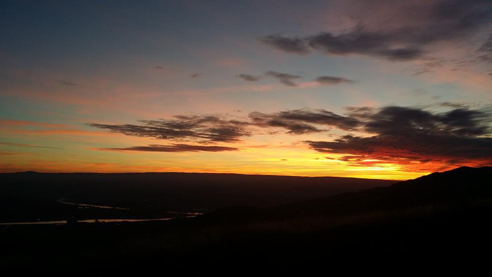 Photo in Landscape #sunset #landscape #lewiston