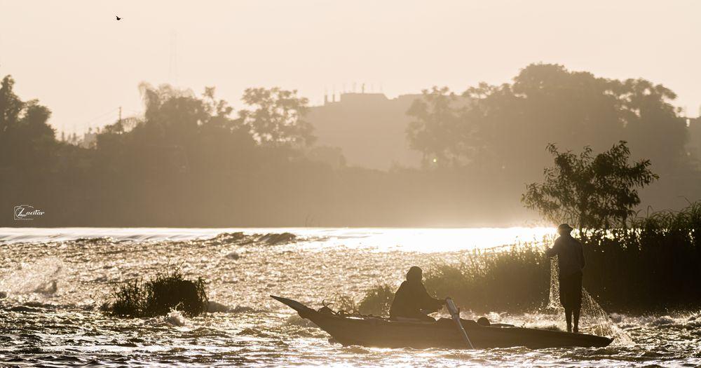Photo in Landscape #egypt #sunset #sunrise #family #fishing #landscape #nature