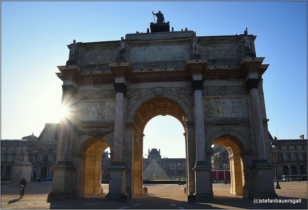 Photo in Cityscape #paris #france #louvre