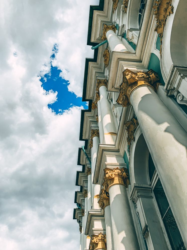 Photo in Random #saintpetersburg #russia #cityphotography #sky