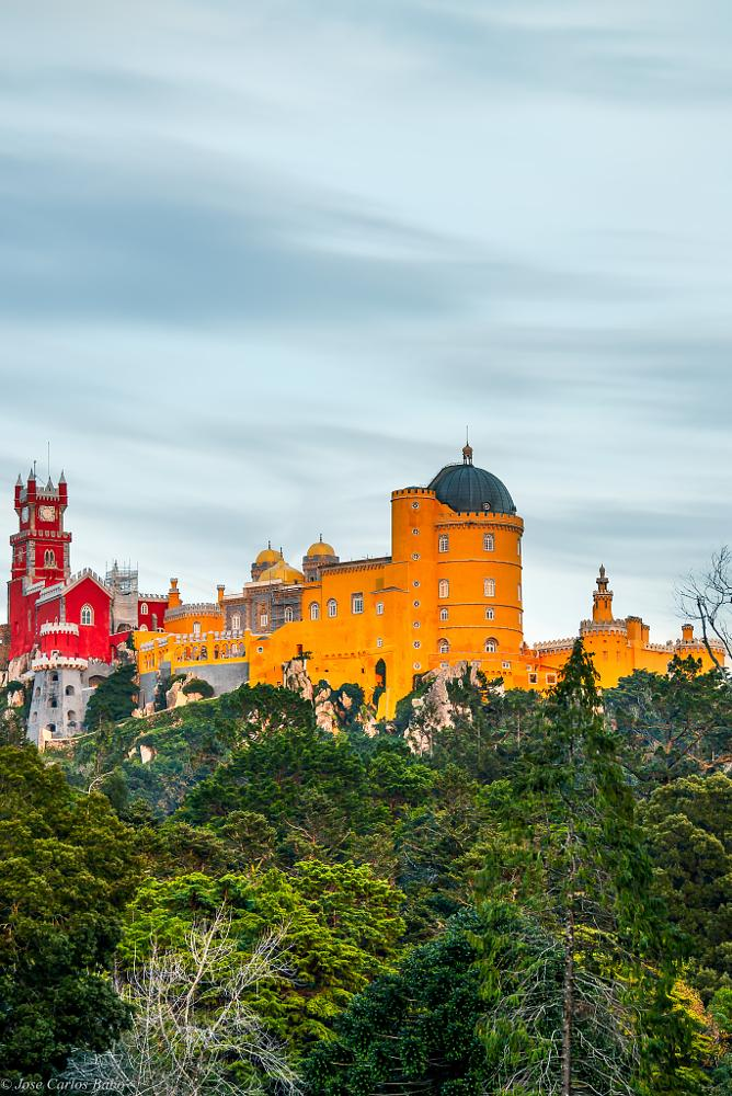 Photo in Travel #palace #sintra #portugal #love #royal #king #queen #summer