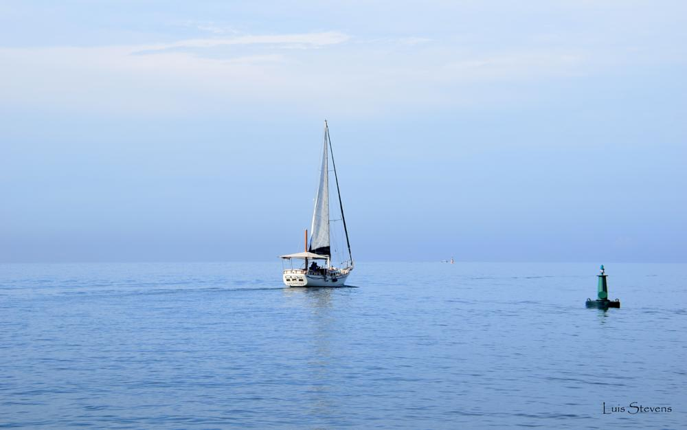 Photo in Sea and Sand #sailing #boat #sea #puerto vallarta #mexico