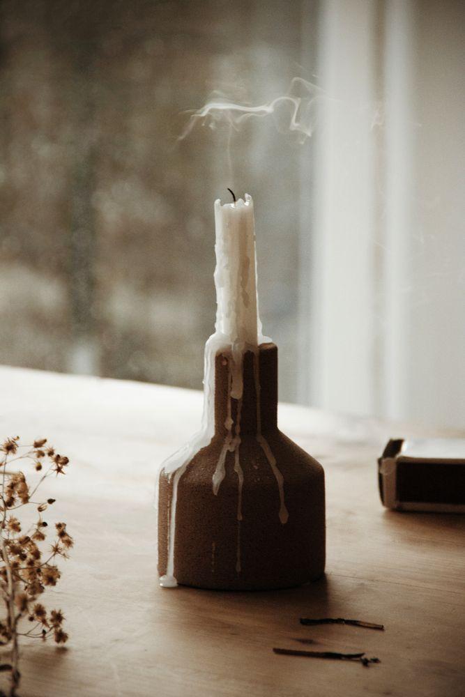 Photo in Random #chandelier #candel #fumée #smoke #slow moment #bougie