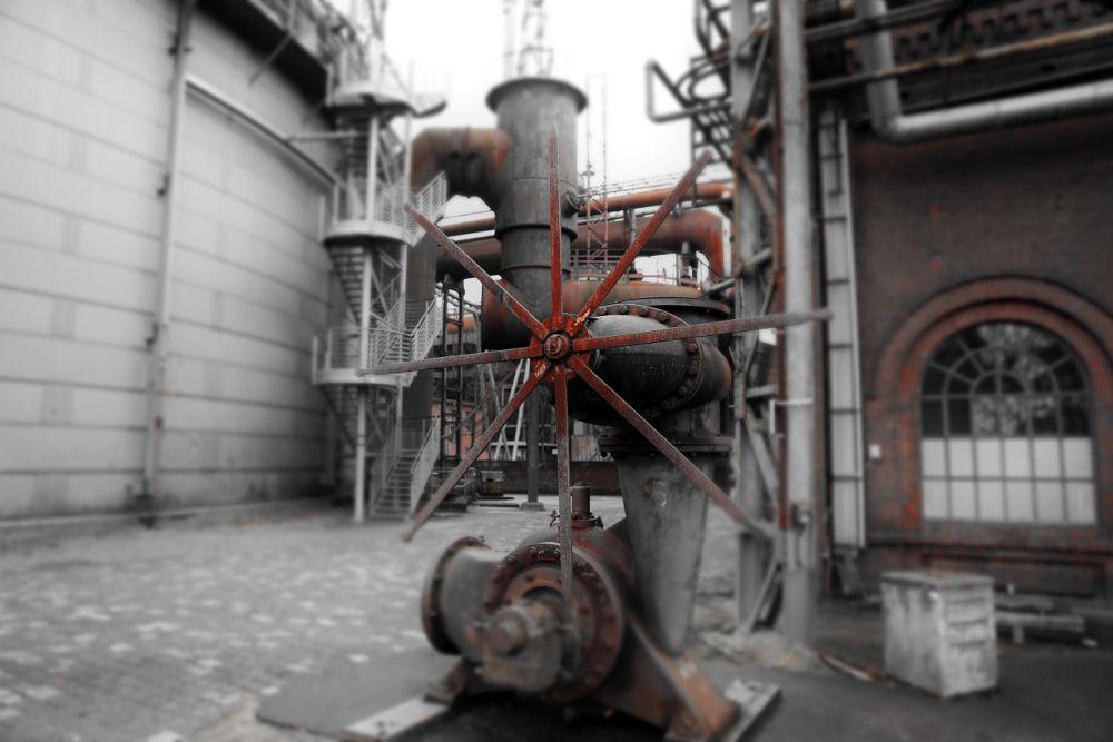 Photo in Industrial #industriekultur #kunst #art #ruhrgebiet
