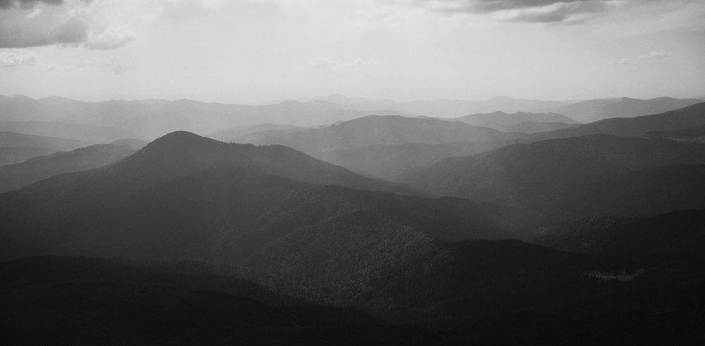 Photo in Landscape #carpathians #mountains #nature #landscape #photo #monochrome #black and white #travel #ukraine