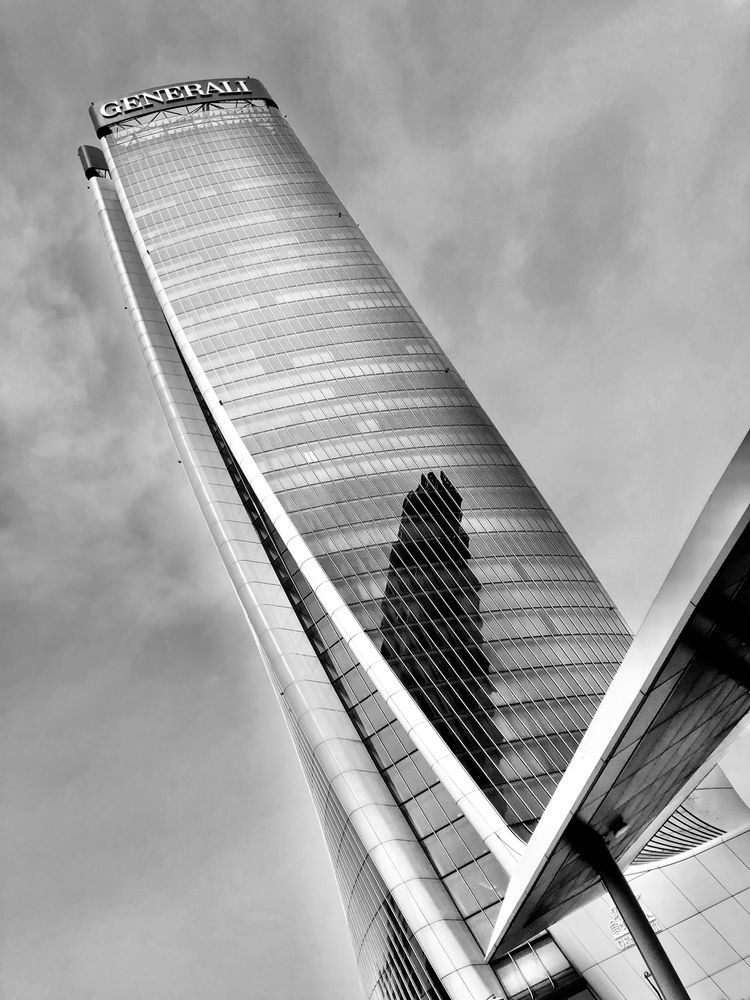 Photo in Random #citylife #milano