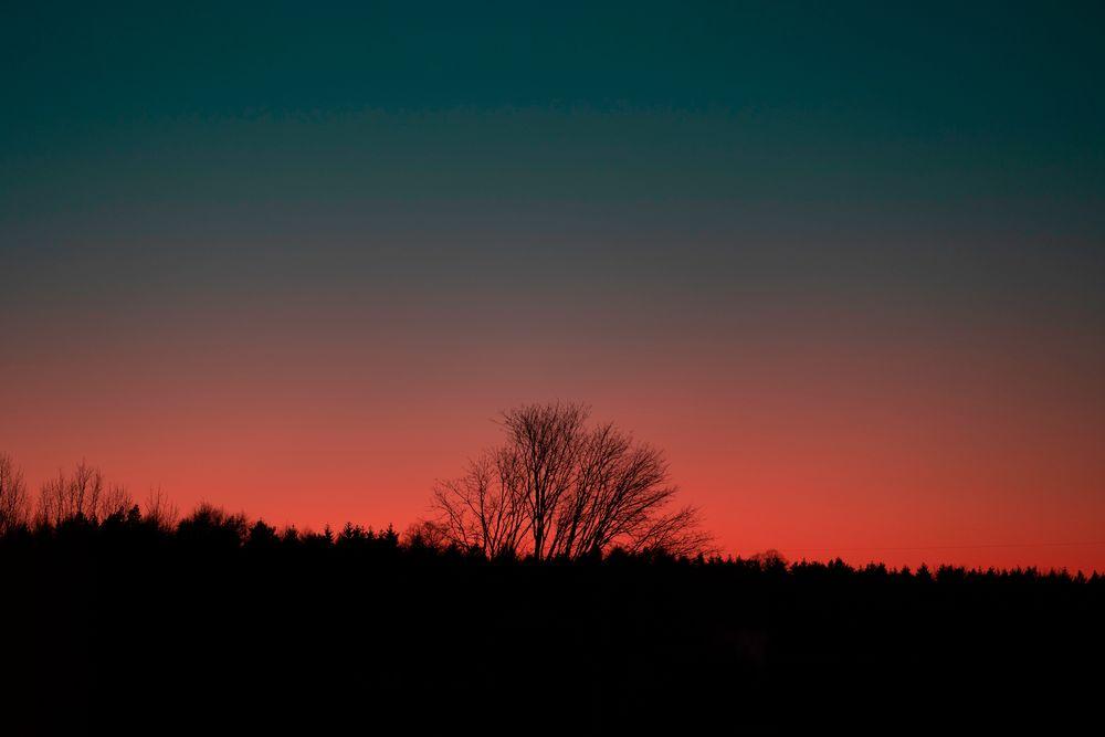 Photo in Landscape #sunset #sky