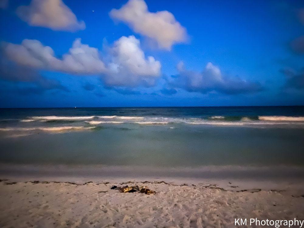 Photo in Random #florida #miramar beach #night photography