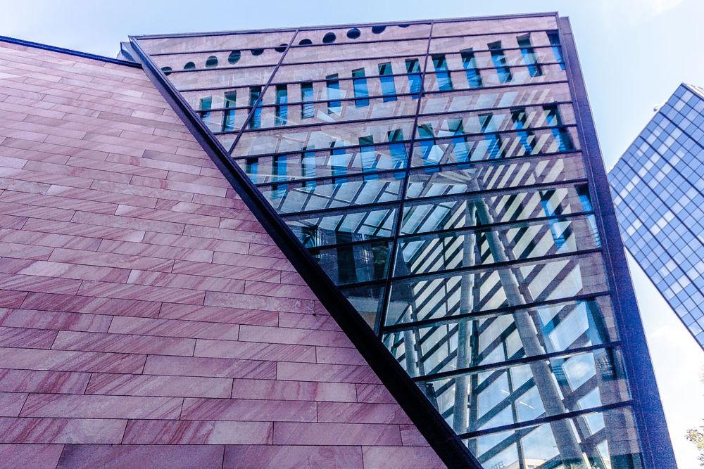 Photo in Architecture #public #library #dortmund #nrw #deutschland #bibliothek #archtektur #architecture