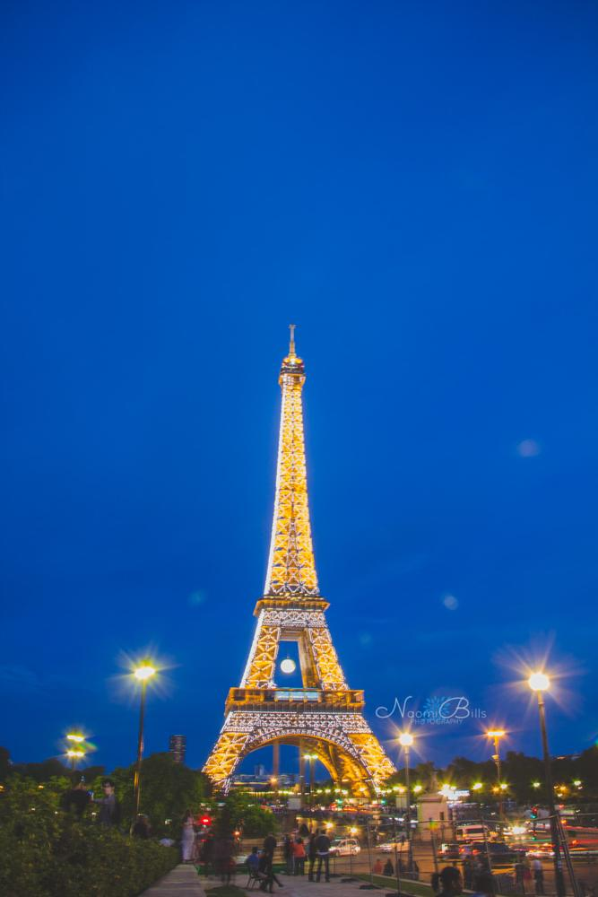 Photo in Travel #paris #eiffeltower #night #travel
