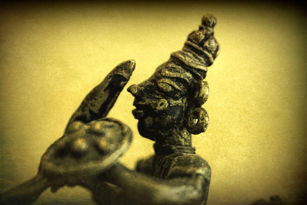 Photo in Fine Art #statue figurine collectible