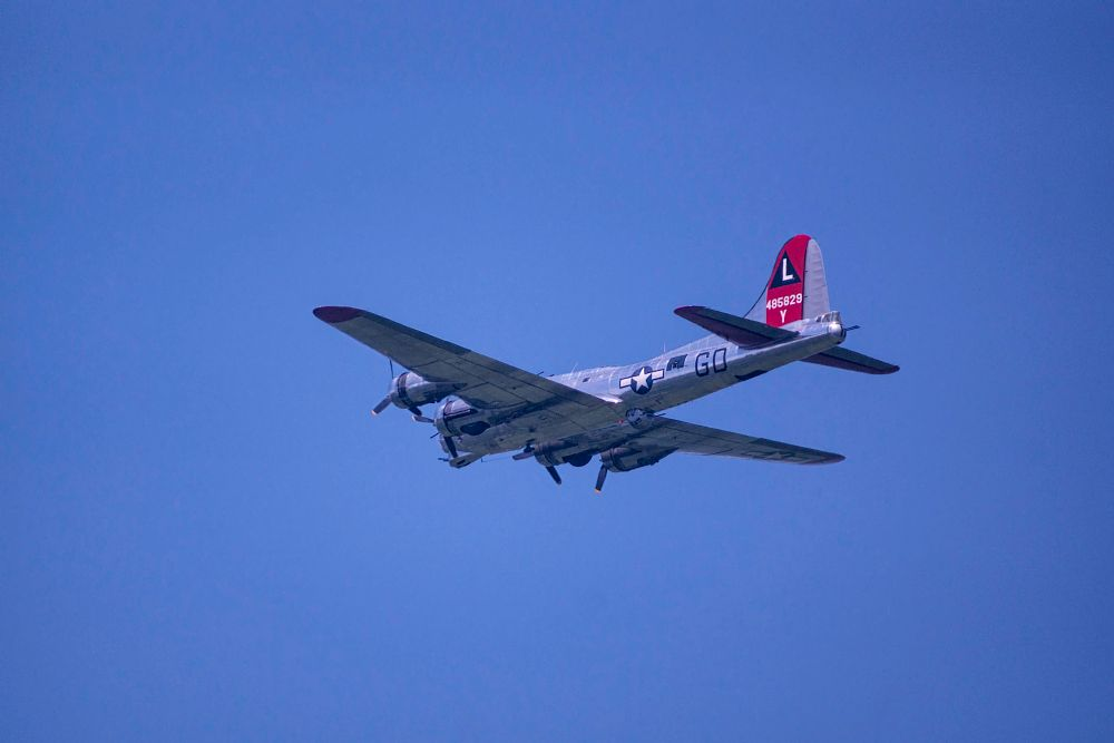 Photo in Aerial #air aircraft allied america