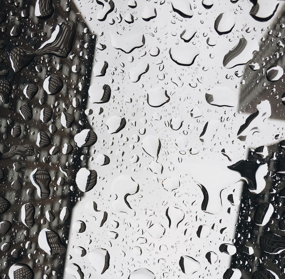 Photo in Random #nyc #manhattan #ny #iphoneography #rain #architecture #sunroof #car #auto