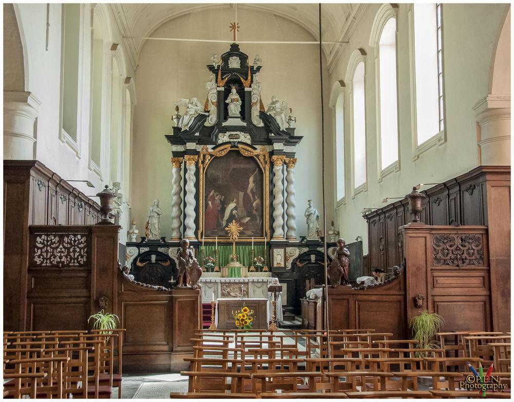Photo in Random #belgium #flanders #bruges #brugge #sint-elisabeths #church #kerk #begijnhof #2013 #ypa2013
