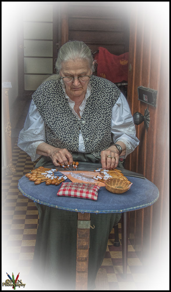 Photo in Travel #belgium #flanders #bruges #brugge #klossen #handmade #tradition #tourist #kantwerk #2013 #ypa2013
