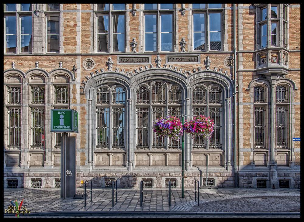 Photo in HDRI #belgium #flanders #city #roeselare #hdr #post #posterijen #2013 #ypa2013