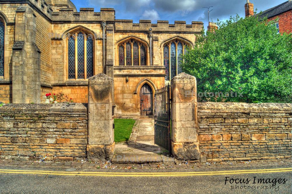 Photo in HDRI #ypa2013 #stamford #uk #urban