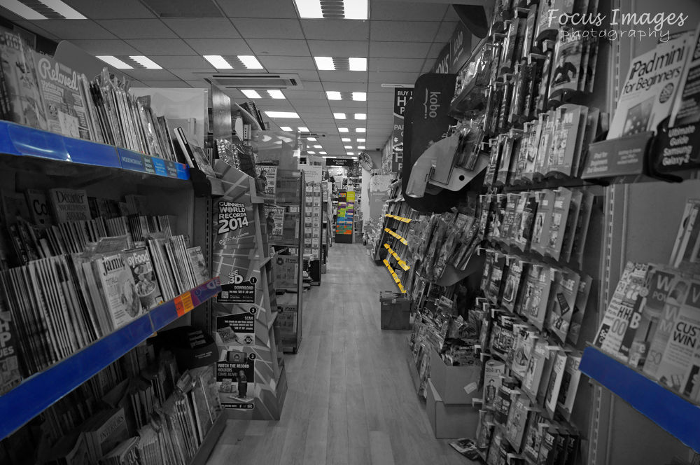 Photo in Black and White #ypa2013 #urban #shop #city