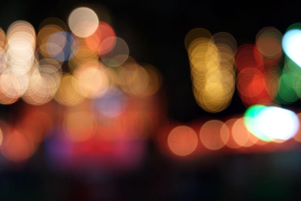 Photo in Random #bokeh #lights