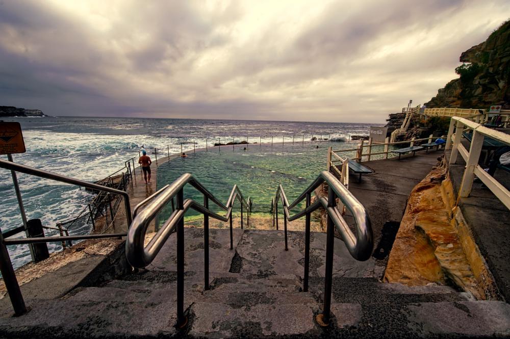 Photo in Random #storm #sea #sunrise #seascape