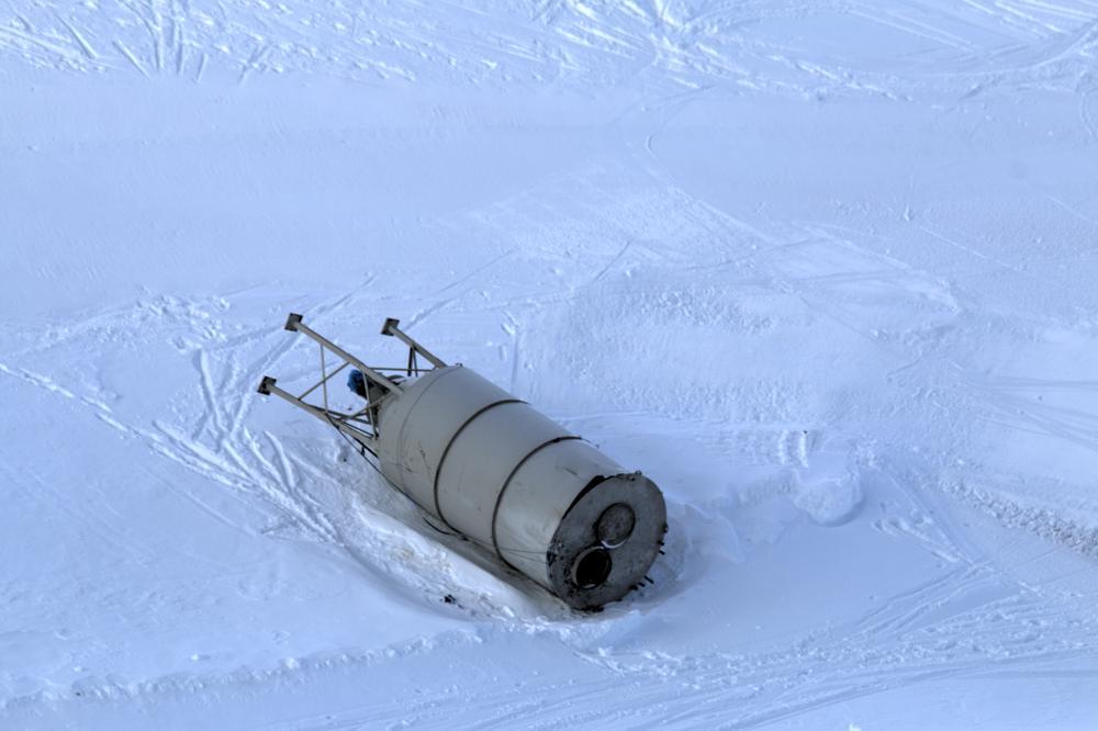Photo in Travel #kitzsteinhorn #austria #kaprun #salzburg #view #viewpoint #panorama #knock-out #snow #winter #glacier