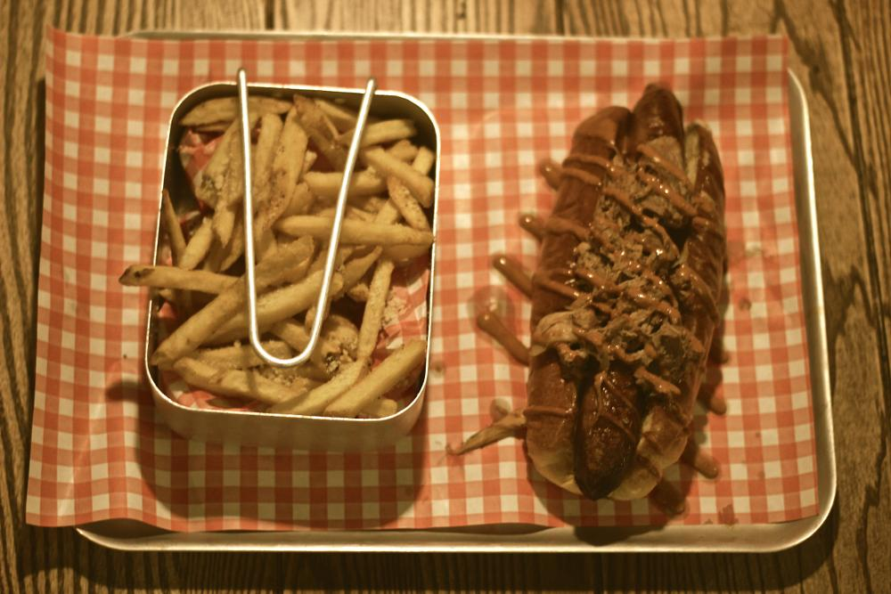 Photo in Food #food hotdog manchester