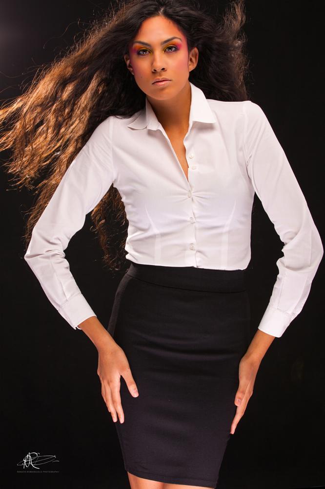 Photo in Fashion #model #portrait #studio #light #fashion #beauty #romagnuolo #torino #italy