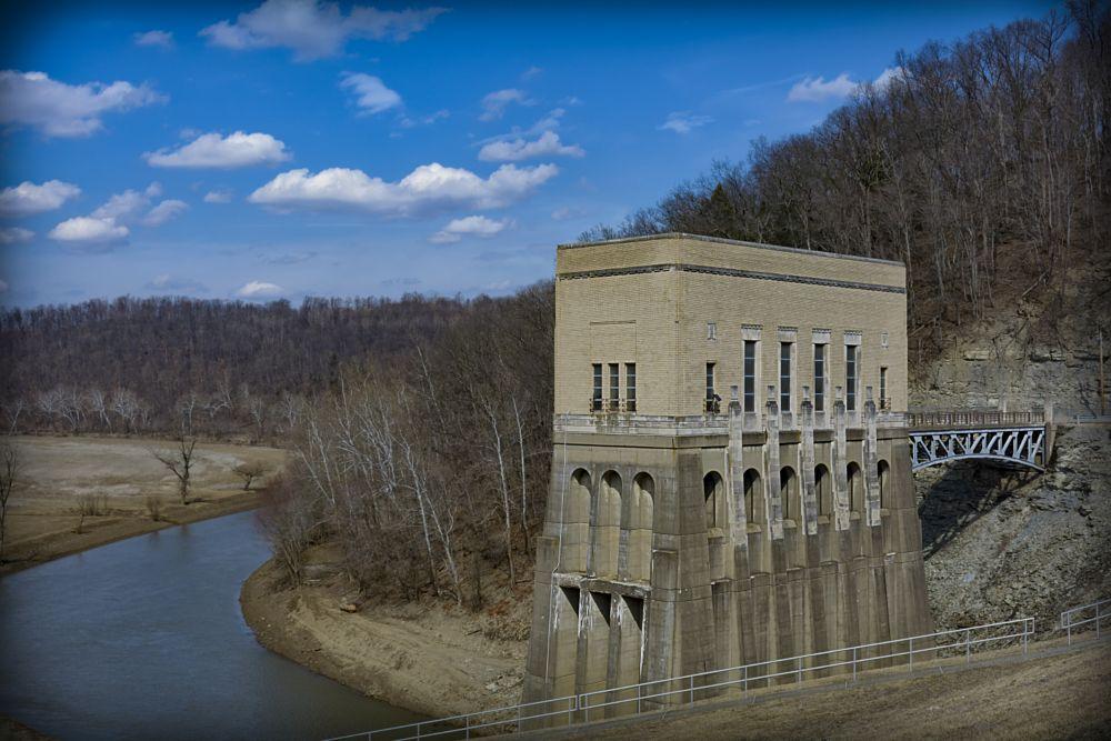 Photo in Random #dam #ohio #gpg photogaphy