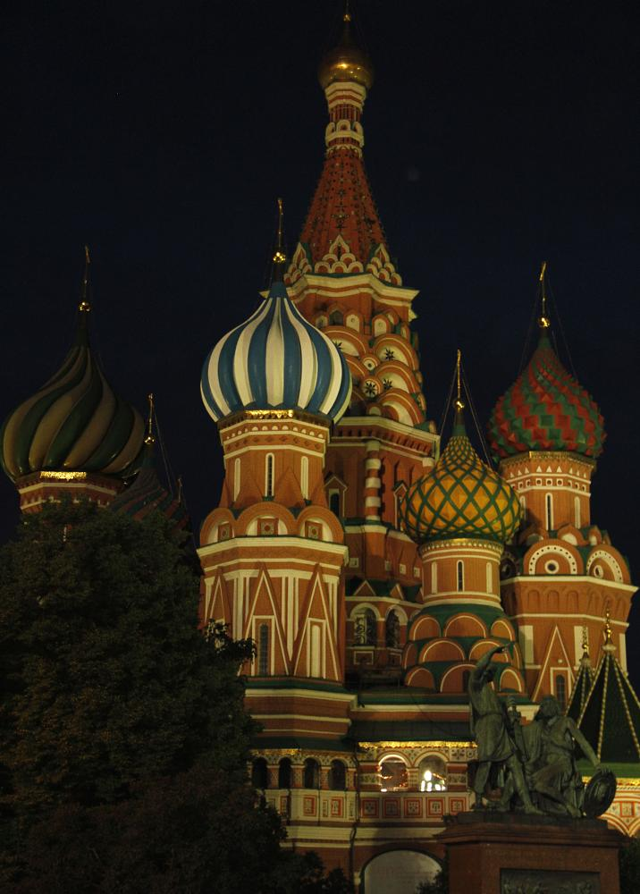 Photo in Travel #russia #moscow #red square #saint basil's cathedral