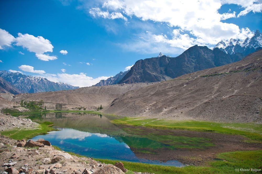 Photo in Landscape #borith lake #pakistan #nature #khizar #khizar rajput #nca