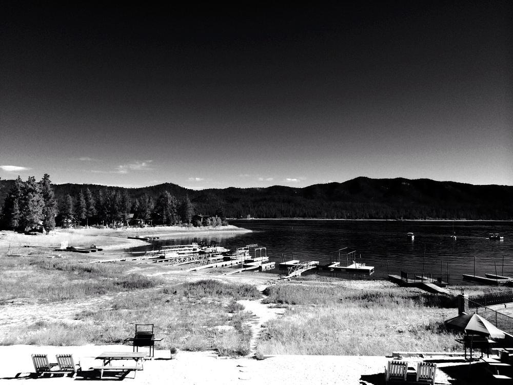 Photo in Landscape #landscape  bearlake californ