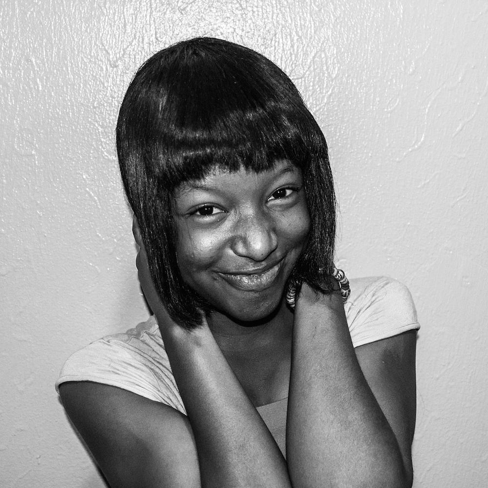 Photo in Portrait #portrait #smile #random