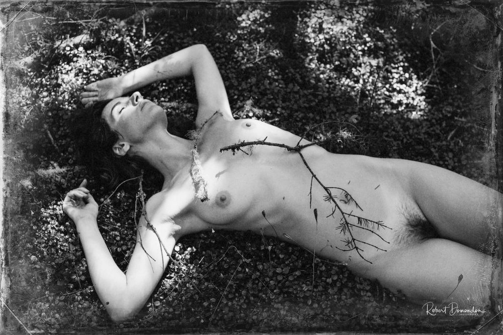 Photo in Vintage with model Whitney Masters #nude #beauty #woman #vintage