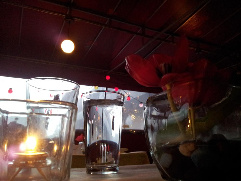 Photo in Food #reflection #light #water