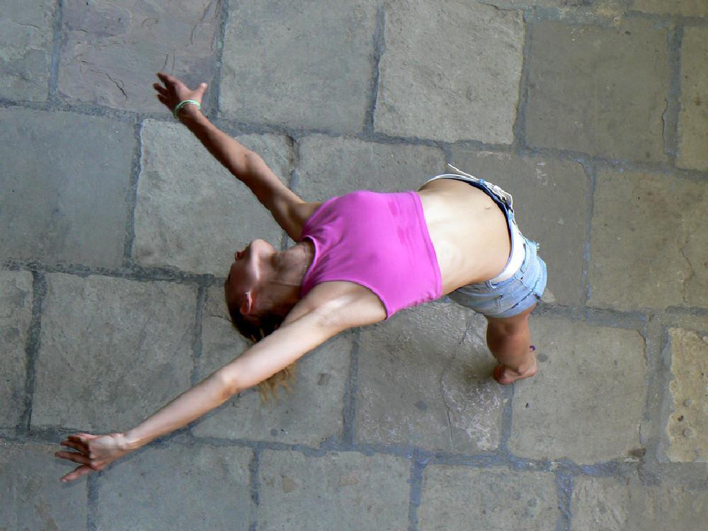 Photo in Portrait #girl #dance #body #beautiful #pink #havana #cuba