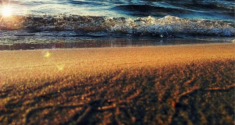 Photo in Random #water #sea #sand #wave #nature #holidays