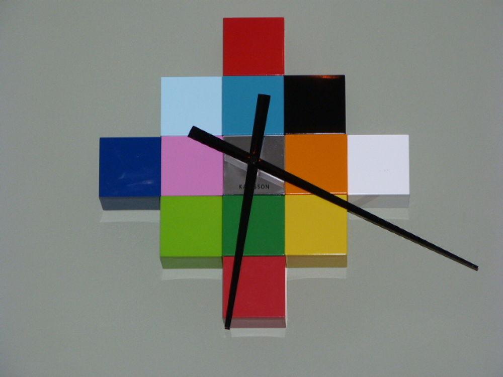 Photo in Random #clock #time #cubes #cube