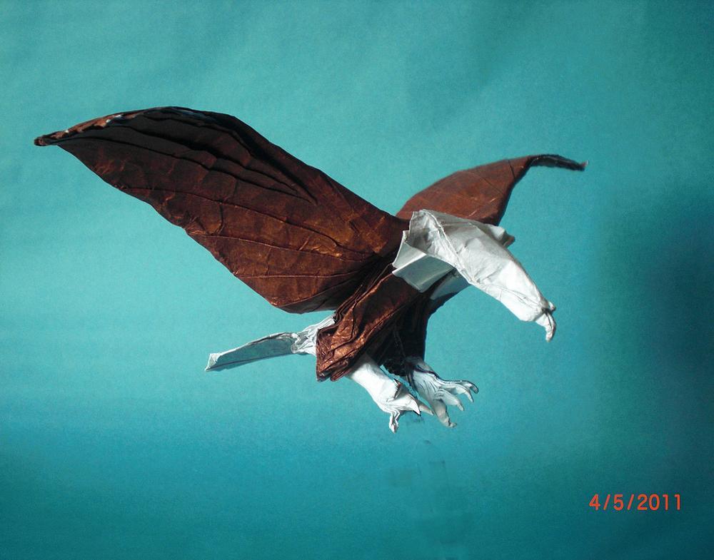 Photo in Animal #papiroflexia origami papel eag