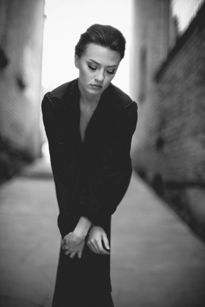Photo in Fashion #fashion #model #woman #female #girl #pretty #beauty #beautiful #elegant #lovely #black and white #portrait #sensual #desire