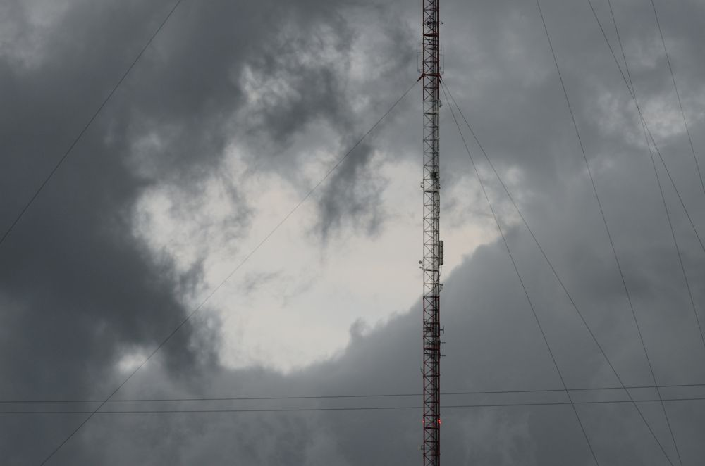 Photo in Random #storm #weather #wind #strong wind #clouds #sky