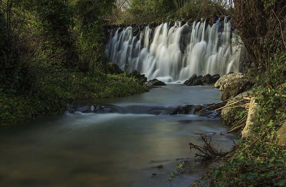 Photo in Landscape #river #river cascade #fallwatter
