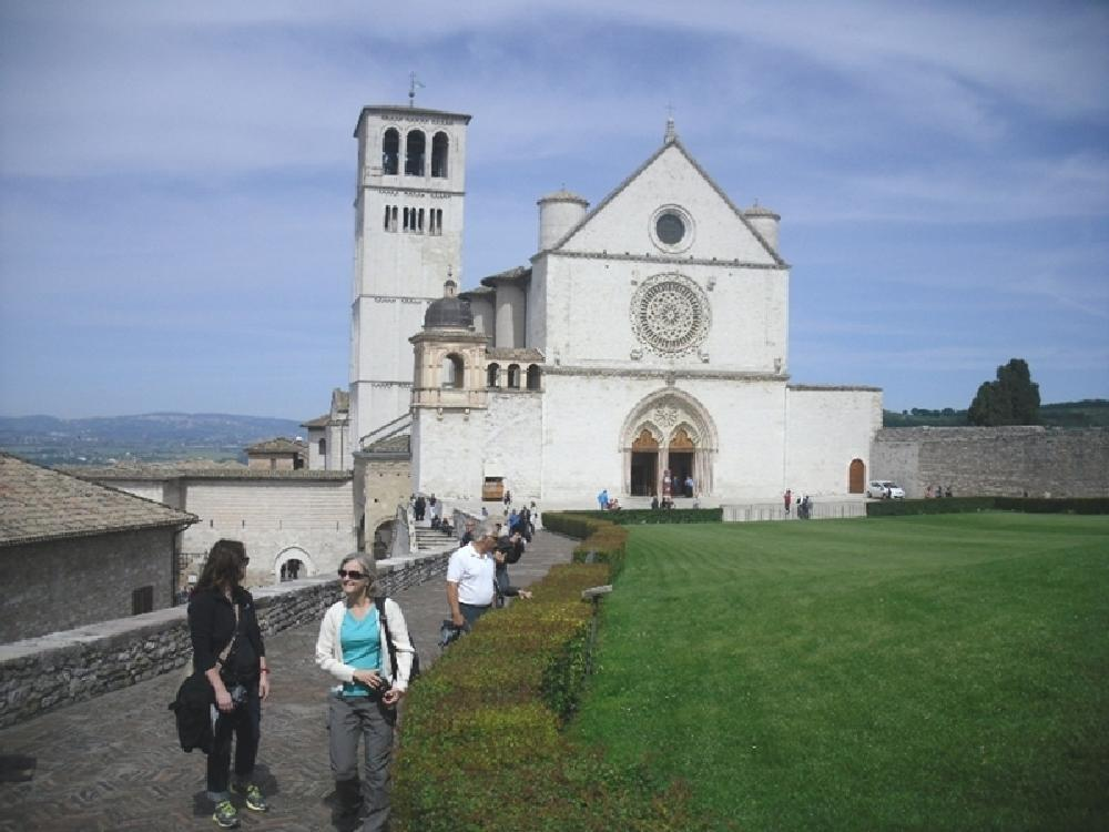 Photo in Architecture #umbria #assisi #guide