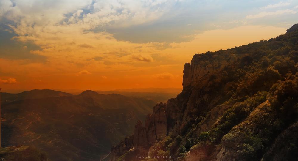 Photo in Landscape #landscape #montserrat #spain
