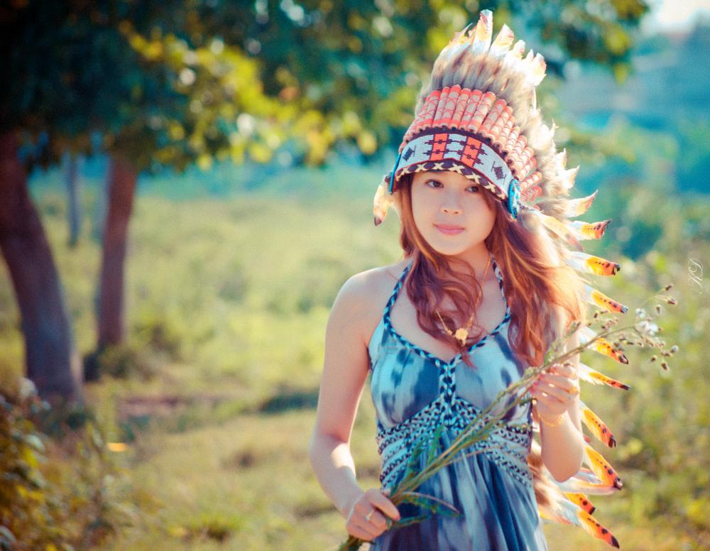 Photo in Fashion #fashion #portrait #vietnam girl