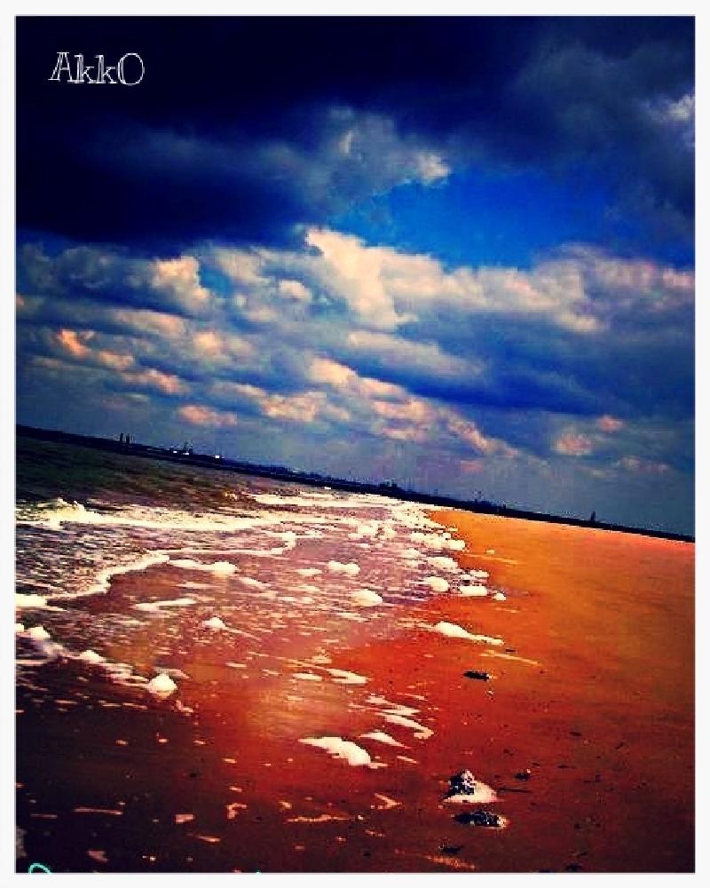 Photo in Sea and Sand #sea #zee #kust #zeeland #breskens