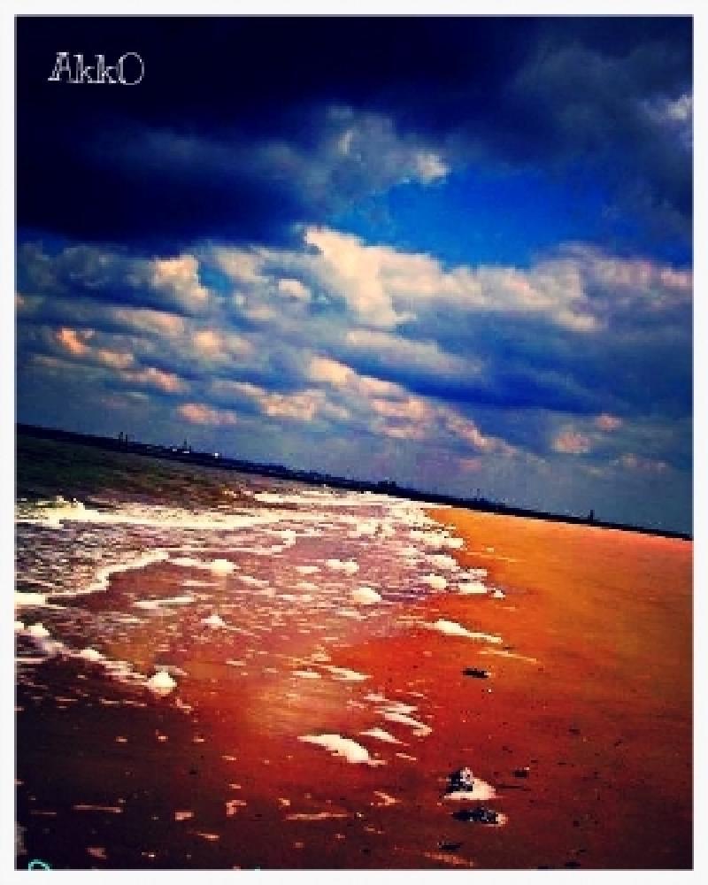 Photo in Sea and Sand #sea #zee #strand #beach #holland #zeeland