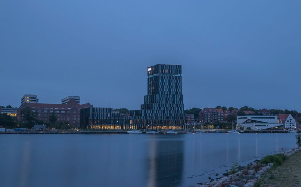 Photo in Landscape #alsik #water #morning #sønderborg