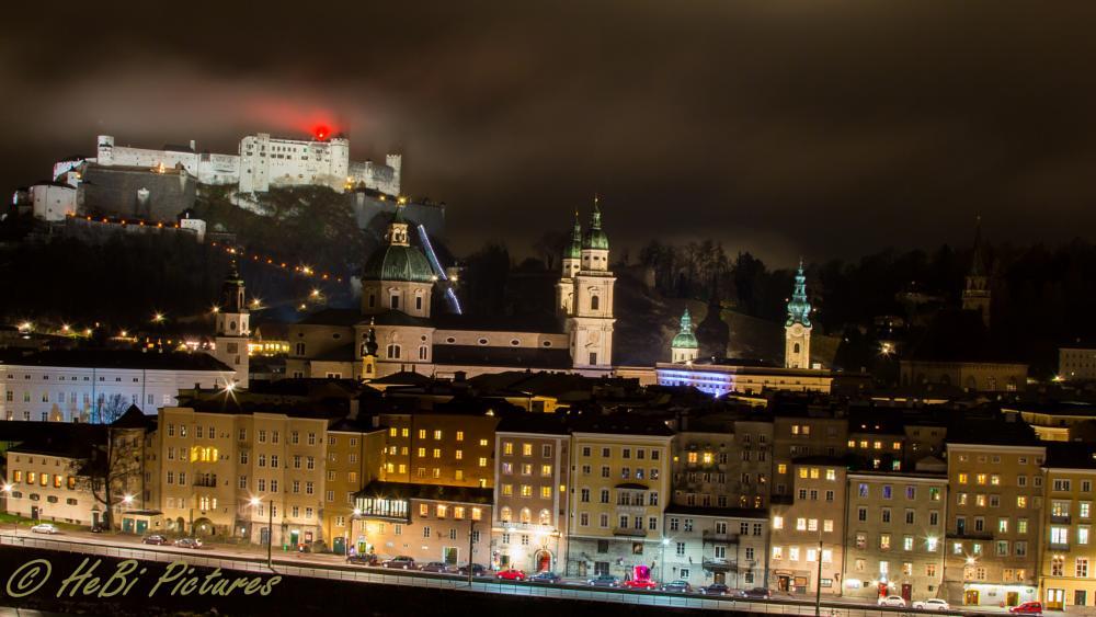 Photo in Cityscape #salzburg #austria #salzburger land #mozart