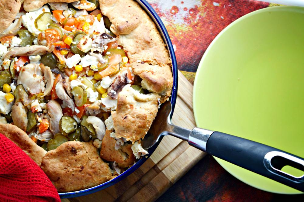 Photo in Food #galette #chickenrecipes #mummysfastandeasy
