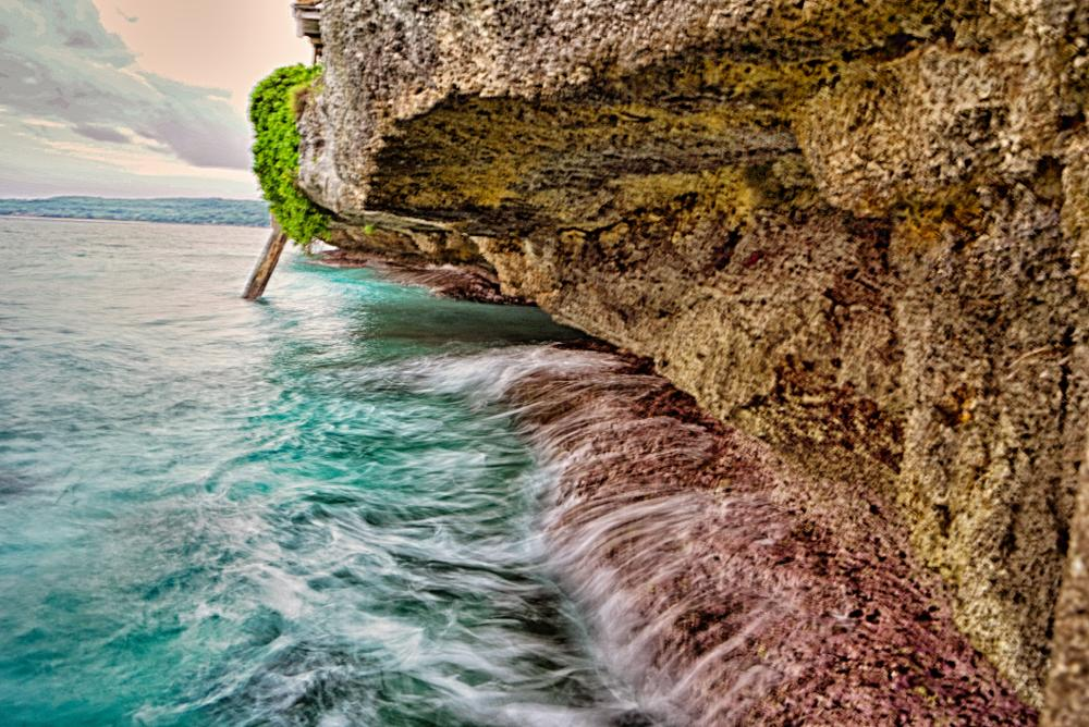 Photo in Landscape #sea #cliff #waves #seascapes #beach